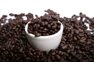 Coffee Bean Product Photography