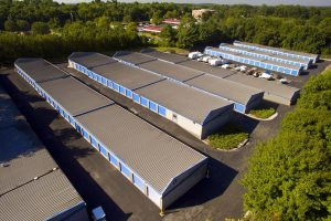 Bel Air EZ Storage Aerial view