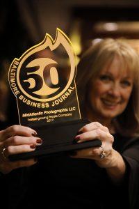 Fast 50 Award MidAtlantic Photographic LLC